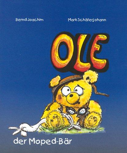 9783000151552: OLE der Moped Bär (Livre en allemand)