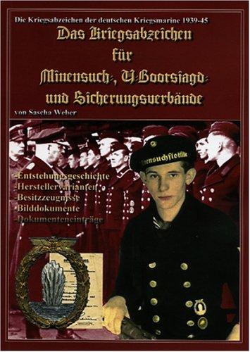 9783000168451: Die Kriegsabzeichen der deutschen Kriegsmarine 1939-45 -