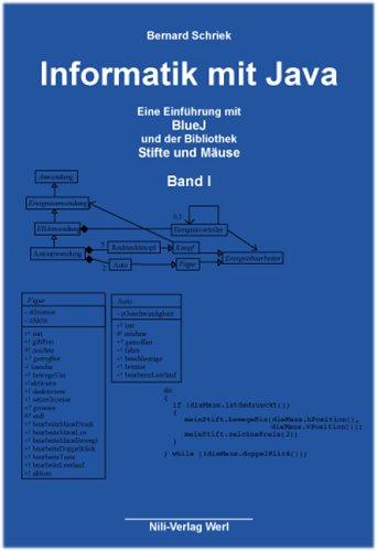 9783000170928: Schriek, B: Informatik mit Java - Band I