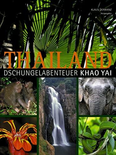9783000171444: Thailand Dschungelabenteuer Khao Yai