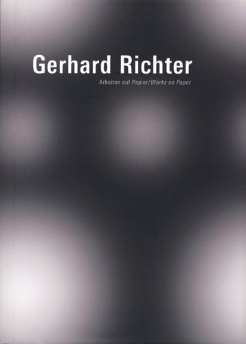 9783000172175: Gerhard Richter: Works on Paper