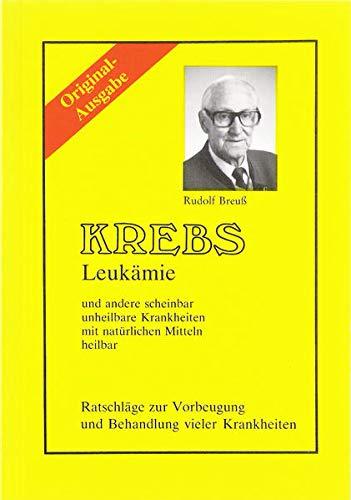 9783000184079: Krebs, Leukämie