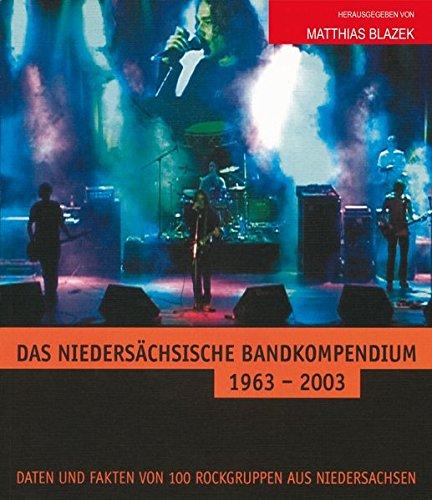 9783000189470: Das niedersächsische Bandkompendium 1963-2003