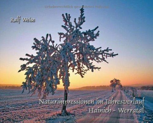 9783000192654: Naturimpressionen im Jahresverlauf / Hainich - Werratal
