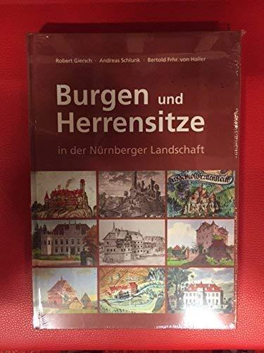 9783000206771: Burgen und Herrensitze in der Nürnberger Landschaft (Livre en allemand)
