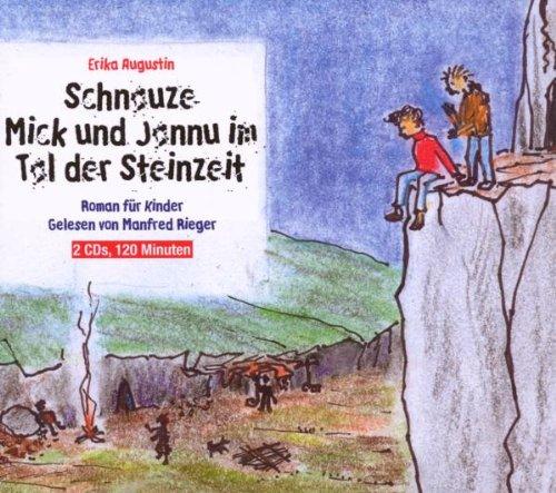 Schnauze, Mick und Jannu im Tal der