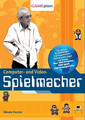 9783000215841: Lexikon der Computer- und Videospielmacher