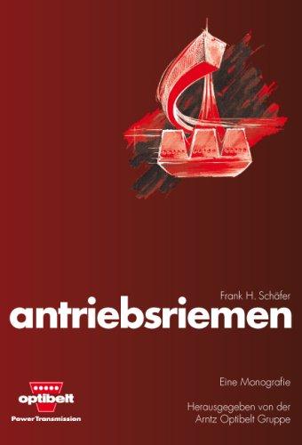 9783000217135: Antriebsriemen: Eine Monografie (Livre en allemand)
