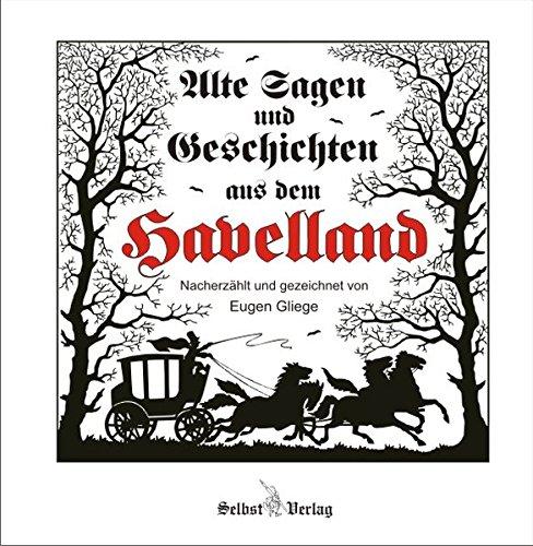 9783000222207: Alte Sagen und Geschichten aus dem Havelland