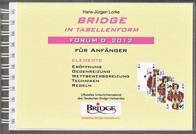 9783000226205: Bridge in Tabellenform für Anfänger - Forum D