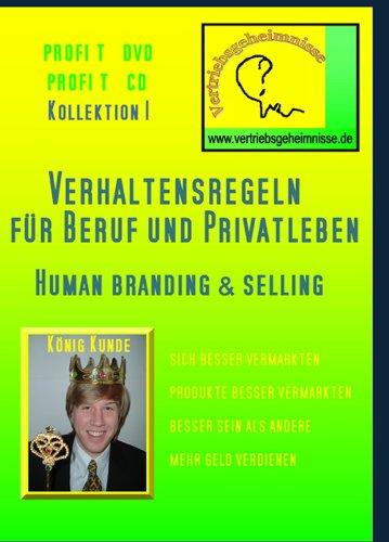 9783000248016: Verhaltensregeln für Beruf und Privatleben. Human Branding & Selling. Kollektion 1 [Alemania] [DVD]