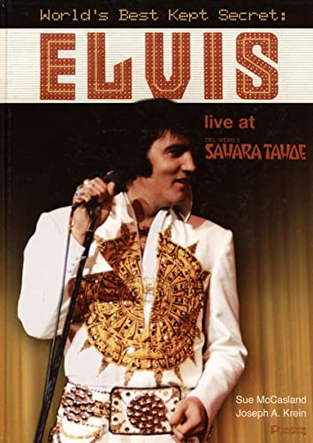 9783000248160: World's Best Kept Secret: Elvis - live at Sahara Tahoe
