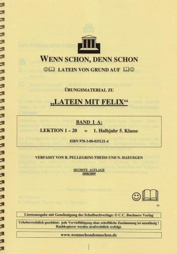 9783000251214: Haeusgen: Wenn schon, denn schon/Latein/m. Lös