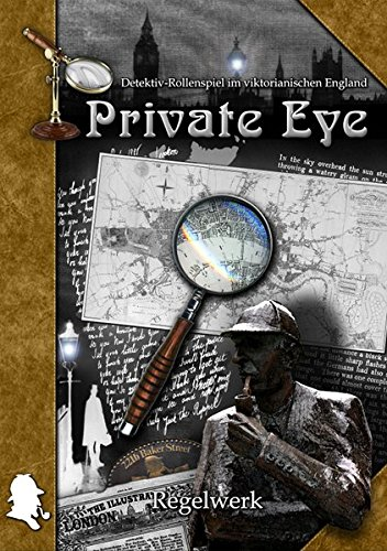 9783000256943: Private Eye Rollenspiel [Importaci�n inglesa]