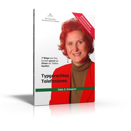 9783000257452: Typgerechtes Telefonieren - 7 Wege wie Ihre Kunden gerne bei Ihnen am Telefon kaufen [Alemania] [DVD]