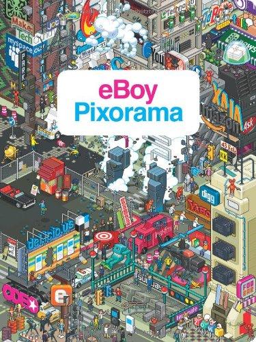 9783000258381: eBoy Pixorama (English and German Edition)