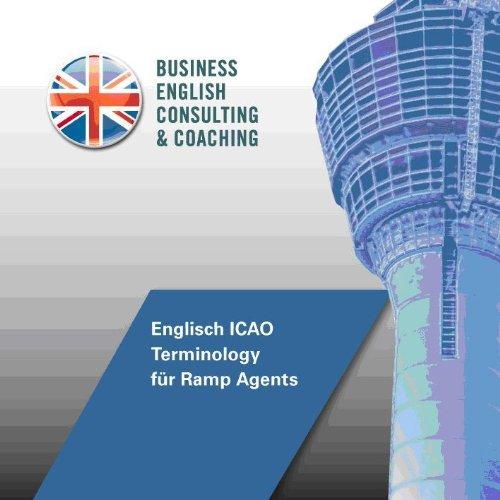 9783000267956: Englisch ICAO Terminology für Ramp Agents (mit Buch)