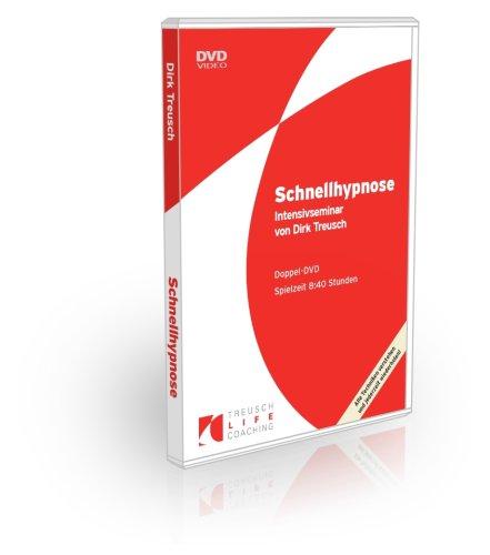 9783000269141: Hypnose lernen (Doppel-DVD): Schnellhypnose und Blitzhypnose. Tiefe Trance sofort, jederzeit und überall