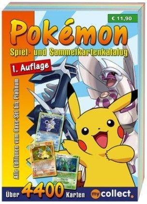 9783000273360: Pokémon Preiskatalog: Katalog für Pokémon Spiel- und Sammelkarten