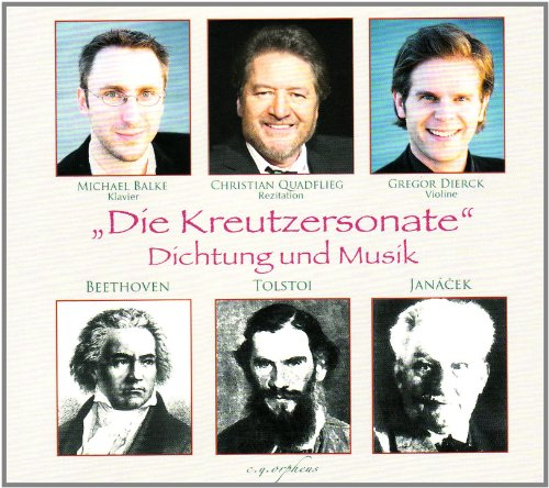 9783000280658: Die Kreutzersonate: Dichtung und Musik