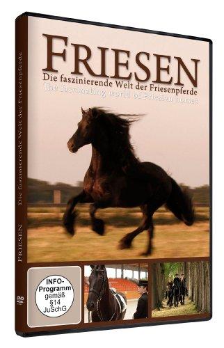 9783000293863: Friesen: Die faszinierende Welt der Friesenpferde [Alemania] [DVD]