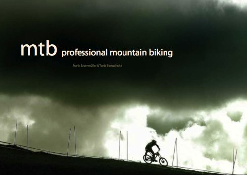9783000311857: mtb professional mountain biking