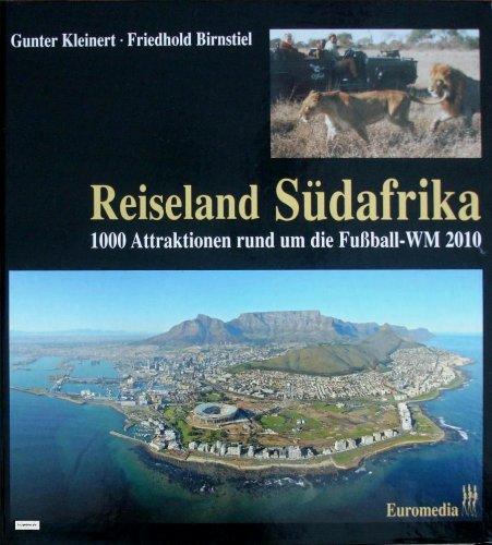 9783000312236: Reiseland Südafrika Reiseführer - Buch zur WM 2010