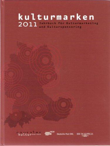 9783000320132: Kulturmarken 2011: Jahrbuch fur Kulturmarketing und Kultursponsoring