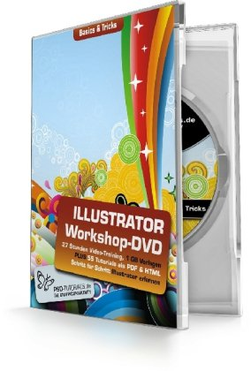 9783000320811: Illustrator-Workshop-DVD - Basics & Tricks