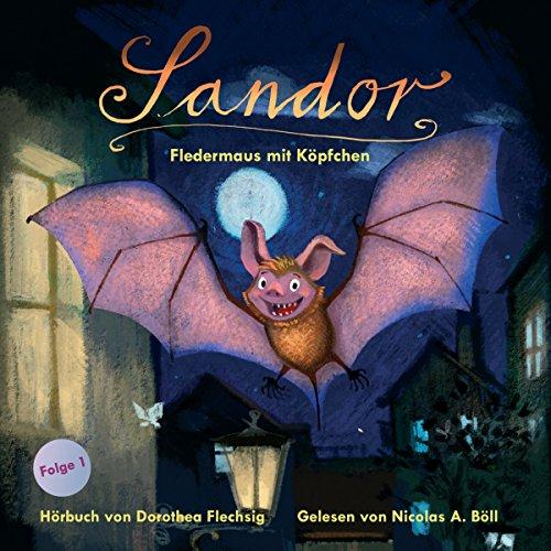 9783000330445: Sandor 01 - Fledermaus mit Kopfchen