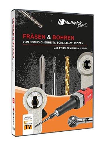 9783000333125: Fresar y taladrar cilindros de alta seguridad (Español)