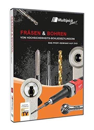 9783000333125: Drilling and milling of high security locks (English)