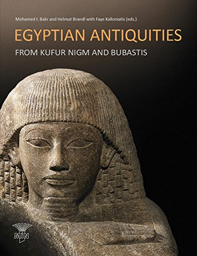 9783000335099: Egyptian Antiquities from Kufur Nigm and Bubastis