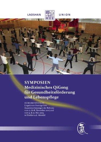9783000335600: Gebauer, J: Symposium: Medizinisches QiGong für Gesundheitsf