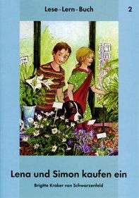 9783000344077: Lese-Lern-Buch 2, Lena und Simon kaufen ein (Lese-Lern-B�cher)