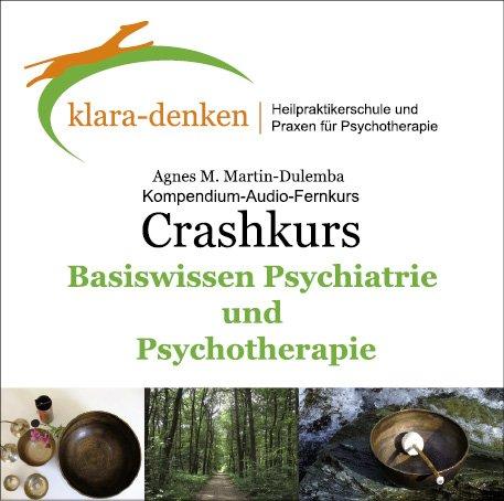 9783000348969: Crashkurs Basiswissen Psychiatrie und Psychotherapie