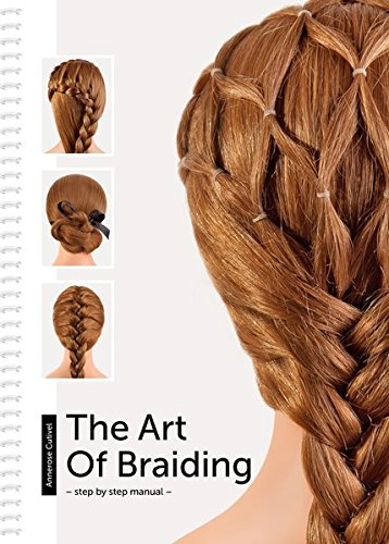 9783000408977: The Art Of Braiding - step by step manual