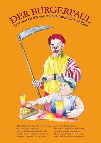 9783000433436: Der Burgerpaul oder lustige Geschichten und drollige Bilder