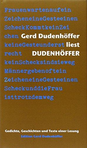 9783000434129: Gerd Dudenhöffer liest Dudenhöffer