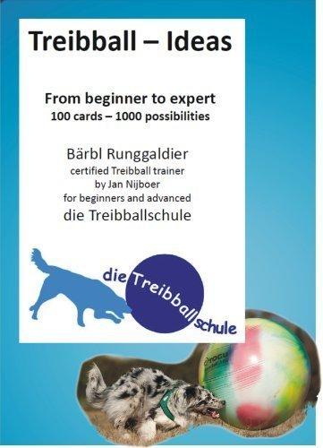 9783000456008: Treibball - Ideas: 100 Cards - 1000 possibilities