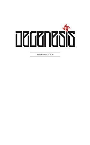 9783000463365: Degenesis: Rebirth Edition