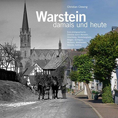 9783000469053: Warstein damals und heute