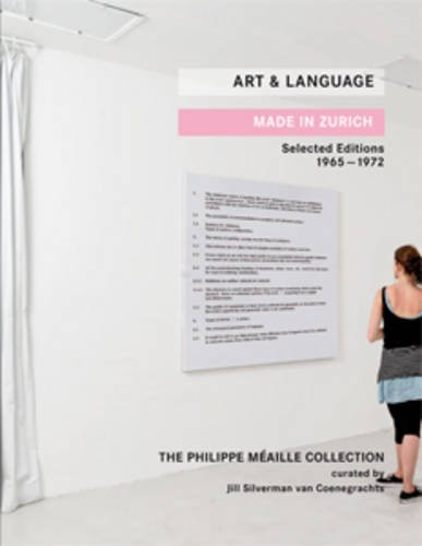 9783000472695: Art & Language - Made In Zurich Selected Editions 1965-1972