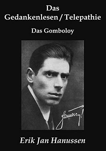 9783000475030: Das Gedankenlesen/Telepathie & Das Gomboloy