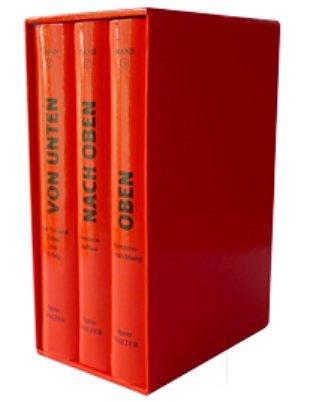 9783000478611: Das komplette Buchwerk: BAND I, BAND II und BAND III mit Schuber