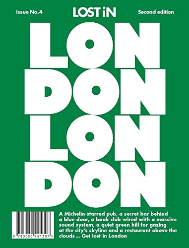 9783000481307: LOST iN London: A City Guide