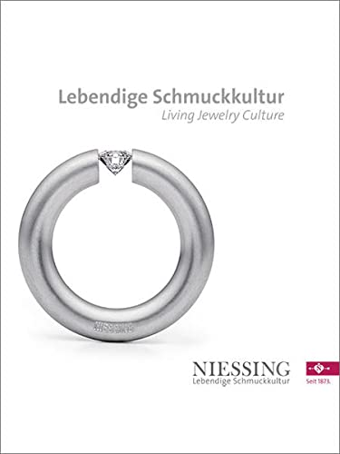 9783000484315: Niessing - Lebendige Schmuckkultur: NIESSING - Living Jewelry Culture