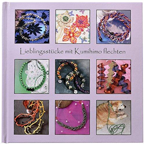 9783000485701: Lieblingsstücke mit Kumihimo flechten