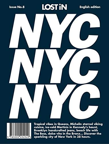 9783000494949: Lost in Travel Guide New York /Anglais
