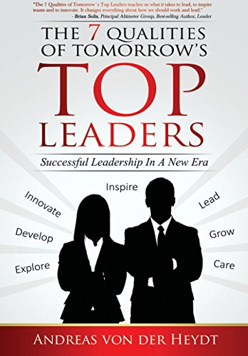 9783000496189: The 7 Qualities of Tomorrow´s Top Leaders: Successful Leadership in a New Era